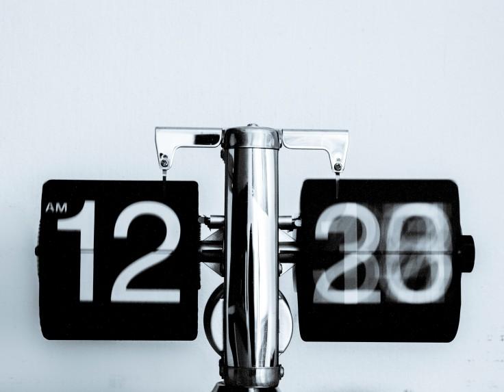 Flipping Clock